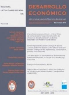 Revista Latinoamericana de Desarrollo Económico No. 5