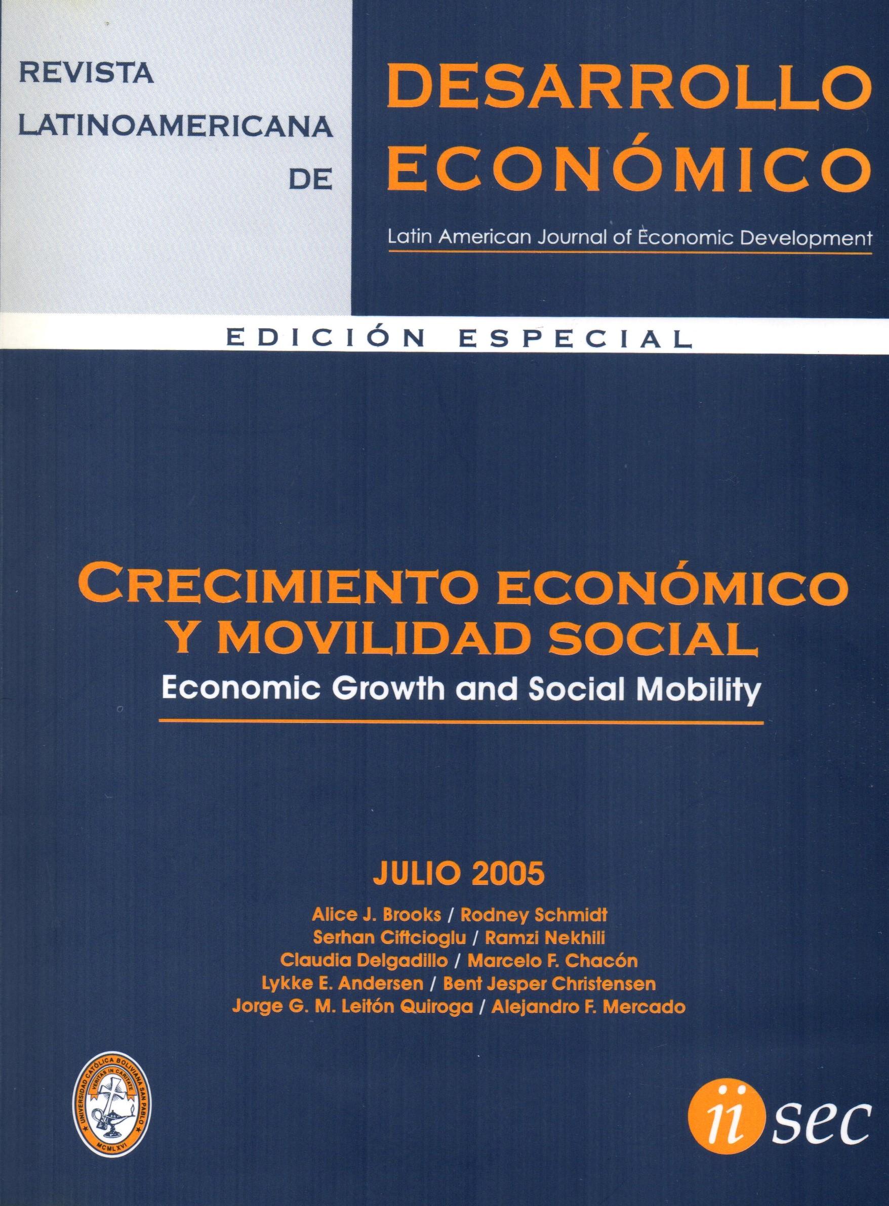 LAJED Edición Especial 2005