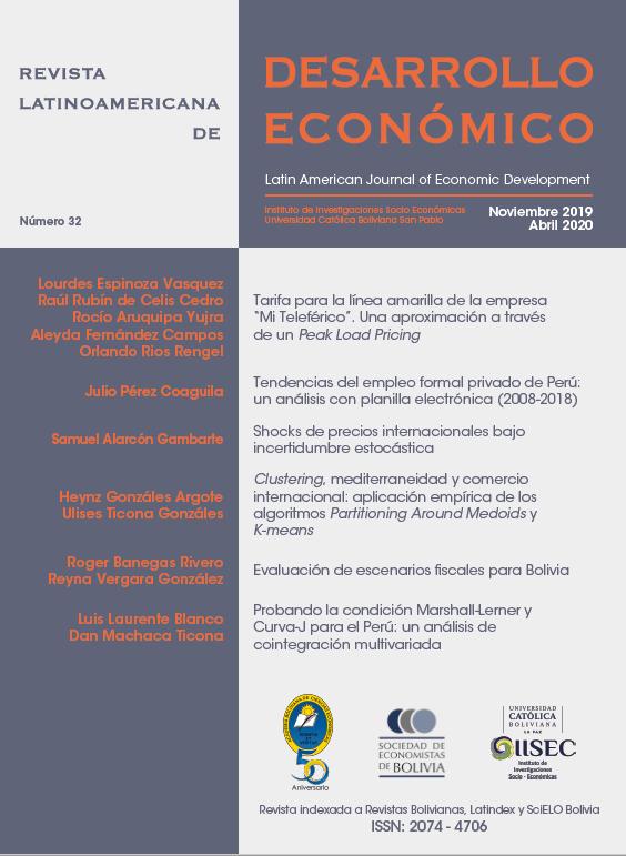 Revista Latinoamericana de Desarrollo Económico