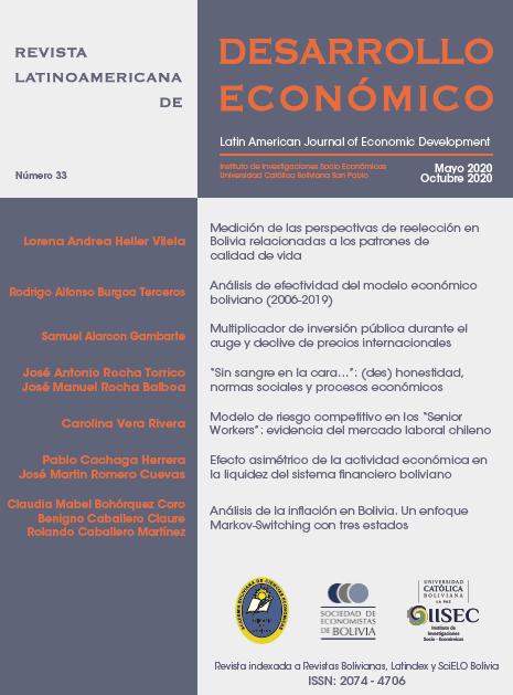 Revista Latinoamericana de Desarrollo Económico N°33